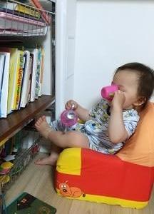 弐太郎、1歳8ヶ月