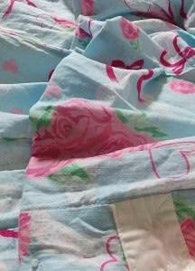 子ども用の浴衣の丈を詰める