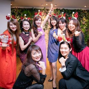 紳士淑女のクリスマスパーティー2019  美人養成塾