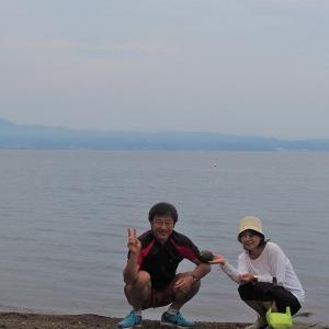 車中泊:島根、岡山