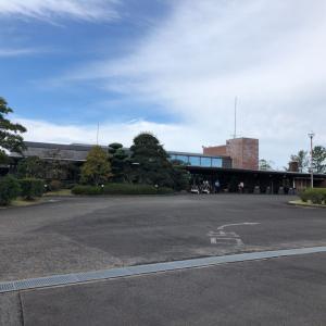 菊川カントリークラブ☆☆☆☆・(2019/10/26,曇り,Out→In,スコア87,パット数35) 9,548歩