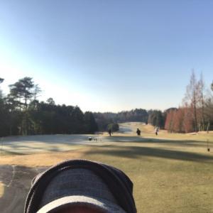 今年最後の滋賀ゴルフ