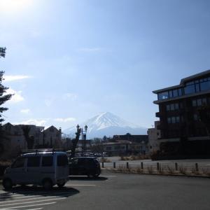 富士山ビューポタリング① 河口湖編