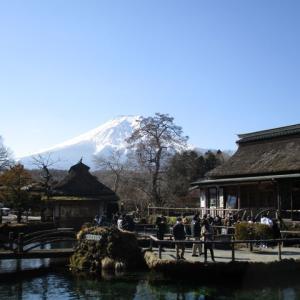 富士山ビューポタリング④ 忍野編