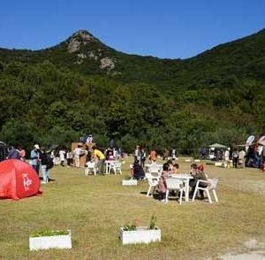 アウトドアフェスティバル開催されました。