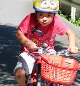 久しぶりの自転車乗りで見えた成長