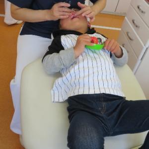 歯医者さんでの定期メンテナンス