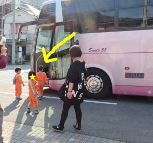 今年のバス旅行は道の駅!