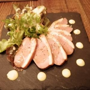 「Smoked Duck」@PUCCHO/芦屋川