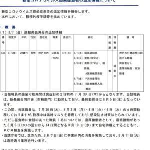 兵庫県知事「感染経路不明は逃げ口上! 陽性者の周辺をPCR検査して抑え込む事が基本」