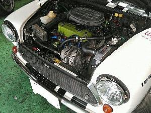 ミニ35クラシッククーラー修理