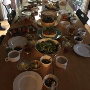 「ココで」クシマクロビオティック、ハタケ、ロシア料理スンガリー、高島屋クレープリー、セストセンソ