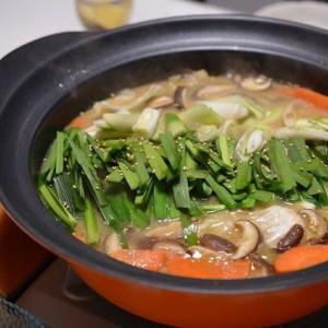 寒くなると、鍋の出番が多くなりますね