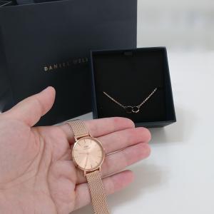 【PR】2021秋ダニエルウェリントンの新作腕時計をお試しさせていただきました!