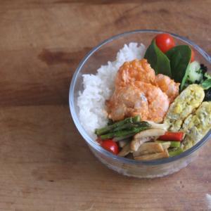 野菜をたっぷり 一週間のお弁当 #150