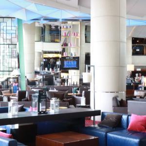弾丸香港⑤ 空港直近、香港 スカイシティ マリオットホテル滞在は、デモの影響を考えて