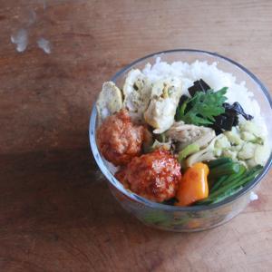 野菜をたっぷり 一週間のお弁当 #152