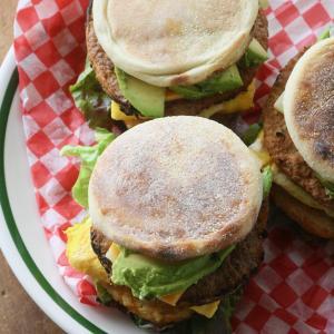 トレジョのパン 絶対大絶賛のサンドイッチはイングリッシュマフィンで朝マック風