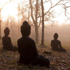 瞑想とは、抵抗の終わり