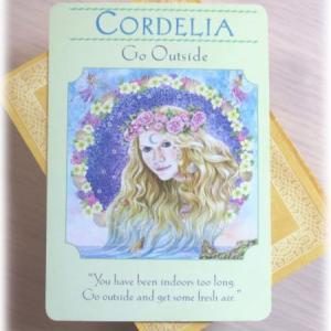 2020 5月の女神 Cordelia ~ちょっとだけ 外にで新鮮な空気を。。。~