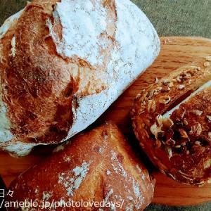 パンの時間を食べることができて感動