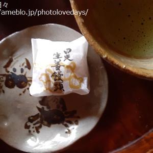【鳥取市】鳥取こだわり「お菓子のみどりや」の日光生姜饅頭