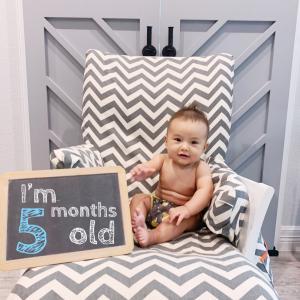 満五カ月!