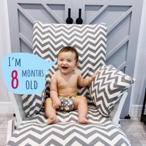 満8カ月!