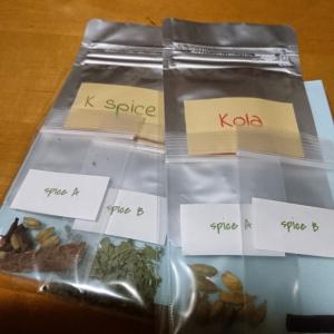K spiceとKola販売します^^