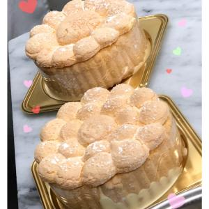 お菓子レッスン シャルロットポワール