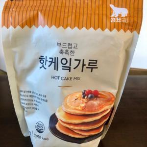 韓国のホットケーキ