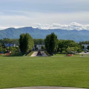 子供の減った公園