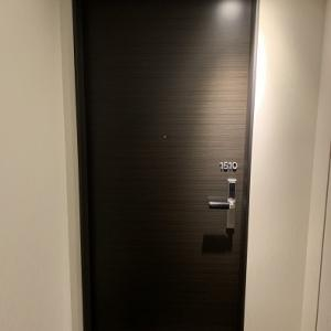 Hotel Intergate Tokyo Kyobashi宿泊記その1(ホテルお部屋)