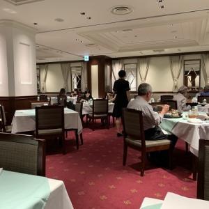 特別食堂で晩御飯@日本橋三越