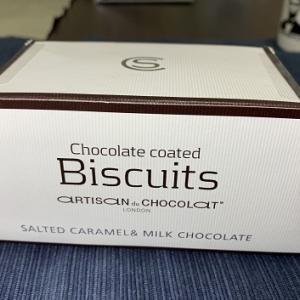 2019イギリス旅行記その56(お土産20 Artisan du Chocolatのchocolates)