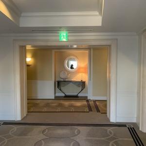 ヒルトン東京お台場宿泊記その2(お部屋1)