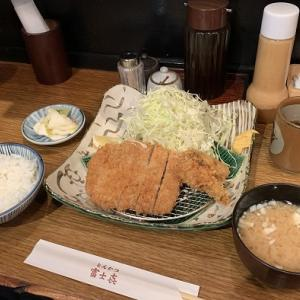 (2回目)富士㐂で晩御飯@池尻大橋