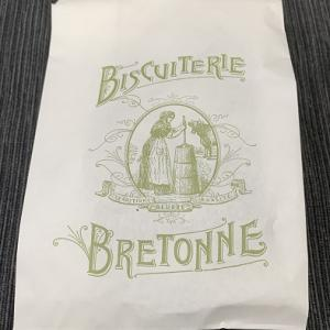 BISCUITERIE BRETONNEのオープン記念「サブレ・ブルトンヌ」@ヒカリエ