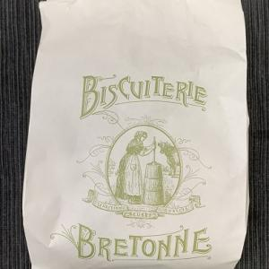 BISCUITERIE BRETONNEの焼き菓子2種@渋谷ヒカリエ