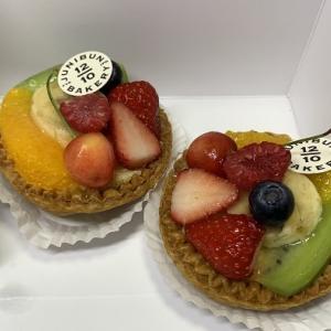 (2回目)JUNIBUN BAKERY(12/10ジュウニブン ベーカリー)のケーキ@三軒茶屋