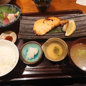 (17回目)産直青魚専門 渋谷 御厨 (みくりや)でランチ@渋谷