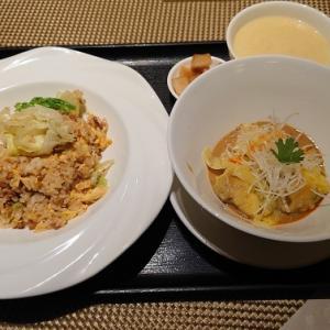 天厨菜館でランチ(30回目)@渋谷