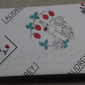 AUDREY(オードリー)のグレイシア2種を購入しました!