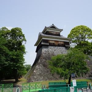 熊本旅行記その10(熊本城、桜の小路2)