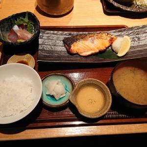 (23回目)産直青魚専門 渋谷 御厨 (みくりや)でランチ@渋谷