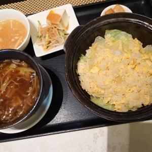 天厨菜館でランチ(34回目)@渋谷