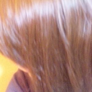 やっと髪が元気になってきたヾ(*´∀`*)ノ