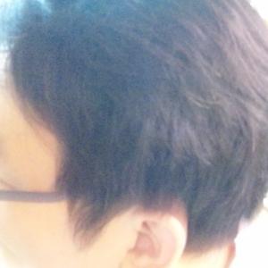 年下夫のヘアカット980円(笑)(懸賞・キャンペーン情報)