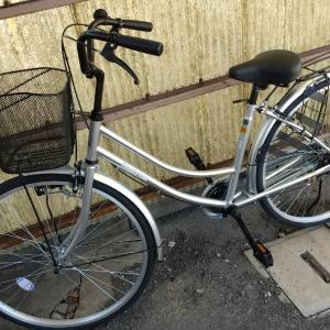 自転車30年以上ぶりに乗るwww