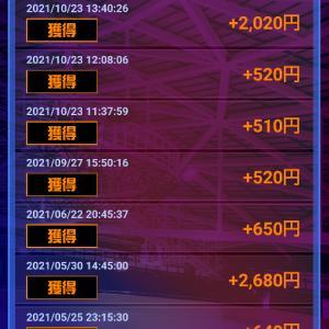 競輪的中 TIPSTARのキャンペーンで1万円分のTIPマネー当選♪
